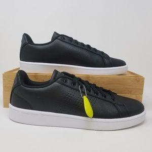 NWOT adidas Mens Cloudfoam Advantage Clean Sneaker
